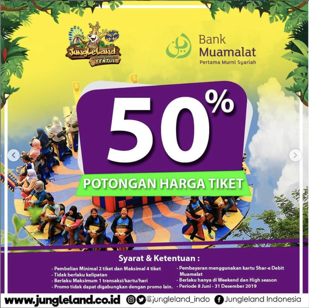 Promo Bank Jungleland