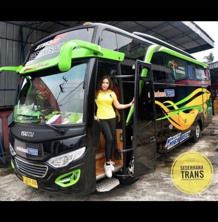 Harga Bus Medium 3/4