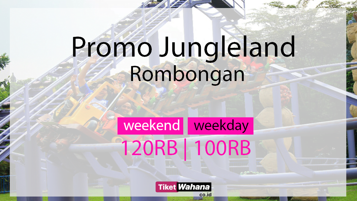 Promo Jungleland 2020